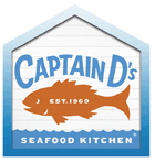 Captain D's Seafood menu