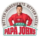 Papa John's Pizza Menu Price